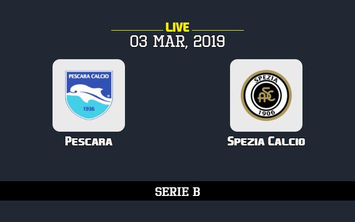 Pescara Spezia in diretta streaming e TV, ecco dove ...